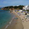 Nearby Blue Flag beach of Olhos Agua beach.