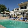 Beautiful, 3 bedroom villa air-conditioning, great Albufeira central location.