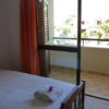 The twin bedroom and double bedroom have a spacious, private terrace.