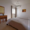 1st floor Air Conditioning Bedroom with double bed & twin bed & double window.