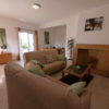 Comfortable, cozy, light, and bright open plan lounge/ dinner.