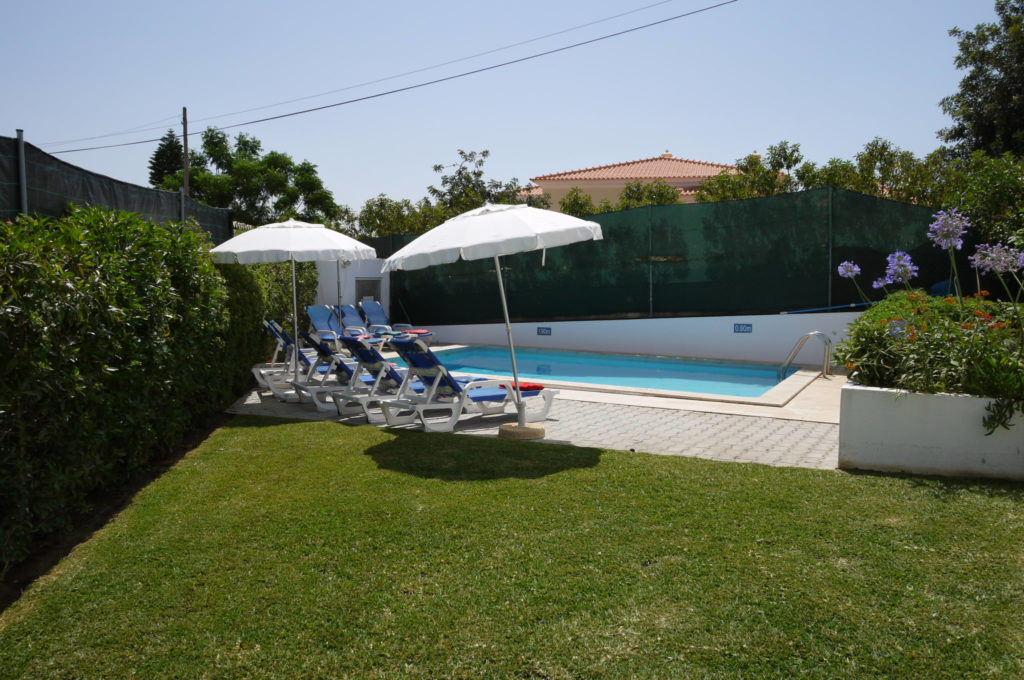 Lots of lawn areas to enjoy, specially for children to play & relaxing sunbathing.