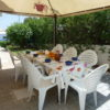 Lovely surroundings for spacious & great outdoor dining.