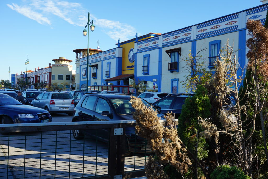 Nearby, short drive, Albufeira's Guia Shopping Mall, open every day until midnight.