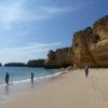 West of Albufeira Marina. Gale's coastline Easy drive to many beautiful beaches. Praia da Coelha 'Blue Flag Beach'.