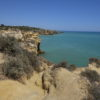 Gale Coastline. There are many seafront walks to enjoy. From Gale beach to Albufeira Marina.