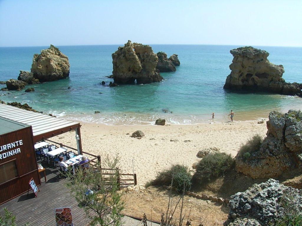 Arrifes/Albufeira, favourite hideaway little beach