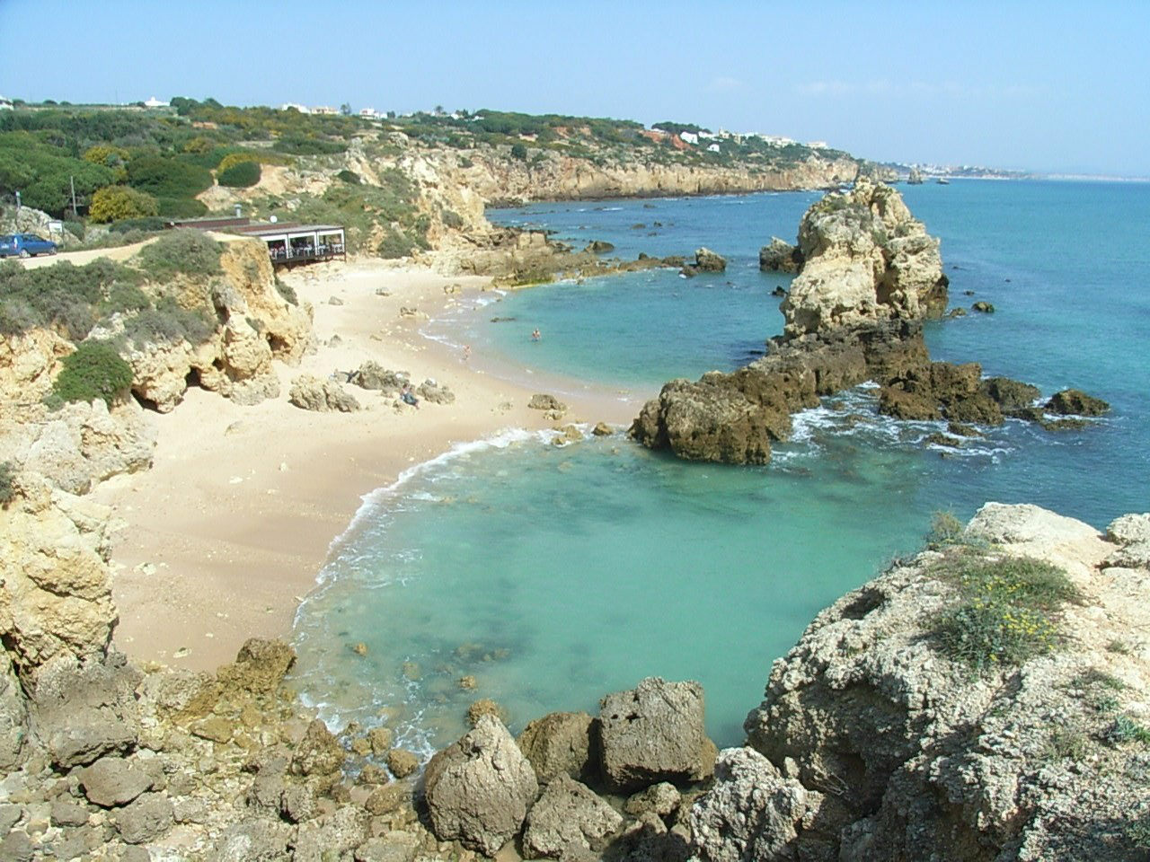 Arrifes/ Albufeira favourite hideaway little beach