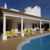 Villa Estrelicia A/C, 3 bedrooms, 3 bathrooms very private villa with saltwater pool.