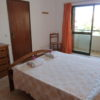 Spacious double bedroom with doors to private terrace & door to full bathroom