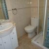 Ground floor, fully tiled full bathroom, with shower, basin & W.C.