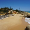 West of Albufeira Marina. Gale Coastline is equally beautiful with many stunning beaches.