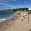 Nr. Santa Eulalia. Praia da Oura, a lively & colourful 'Blue Flag Beach'. 3 klms.