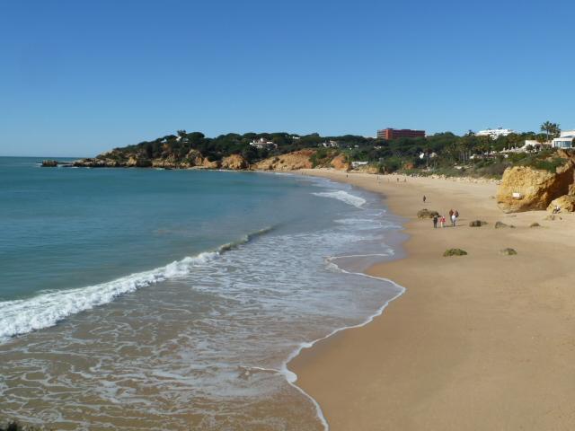 Your local, sandy Santa Eulalia 'Blue Flag Beach'. 1.6km.