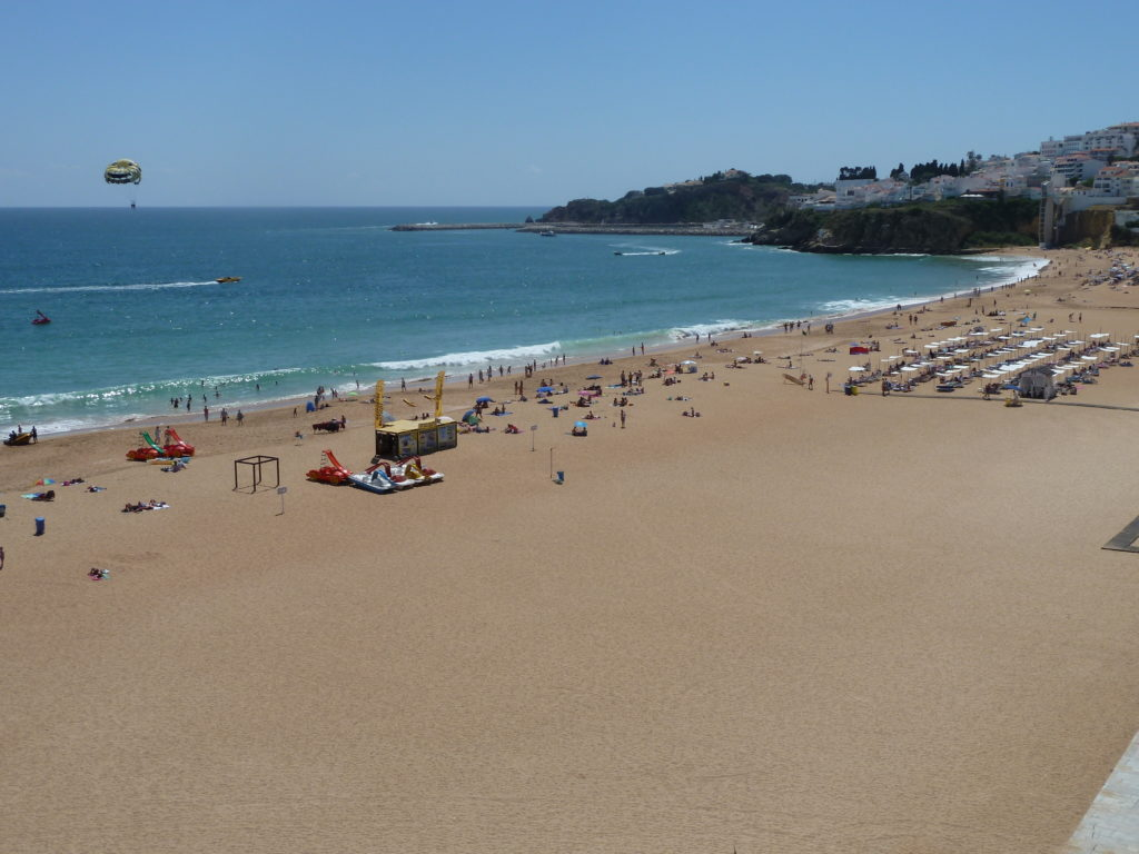 The lively Albufeira Old Town and famous fisherman's beach is only 6kms from the villa.