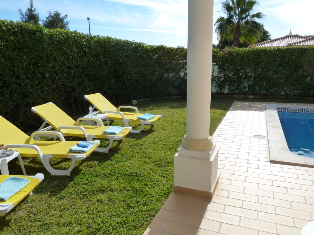 Enjoy all day sunshine including sunrises and sunsets from the privacy of this beautiful villa.
