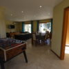 Spacious marble flooring throughout the villa including lounge/dinner & kitchen overlooking pool.