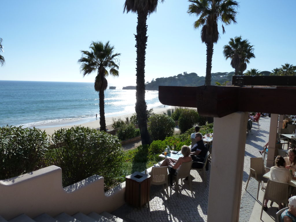 Great views from your local Santa Eulalia beach restaurant. 1.6km.
