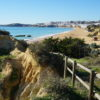 Walking path will bring you to Areias Sao Joao & near Albufeira's Fisherman's beach with possible dolphin sightings?.