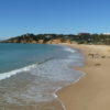 The beautiful, sandy Santa Eulalia 'Blue Flag Beach'l only 1.6km.