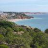 Albufeira. Beautiful coastline with amazingly beautiful 'Blue Flag Beaches.