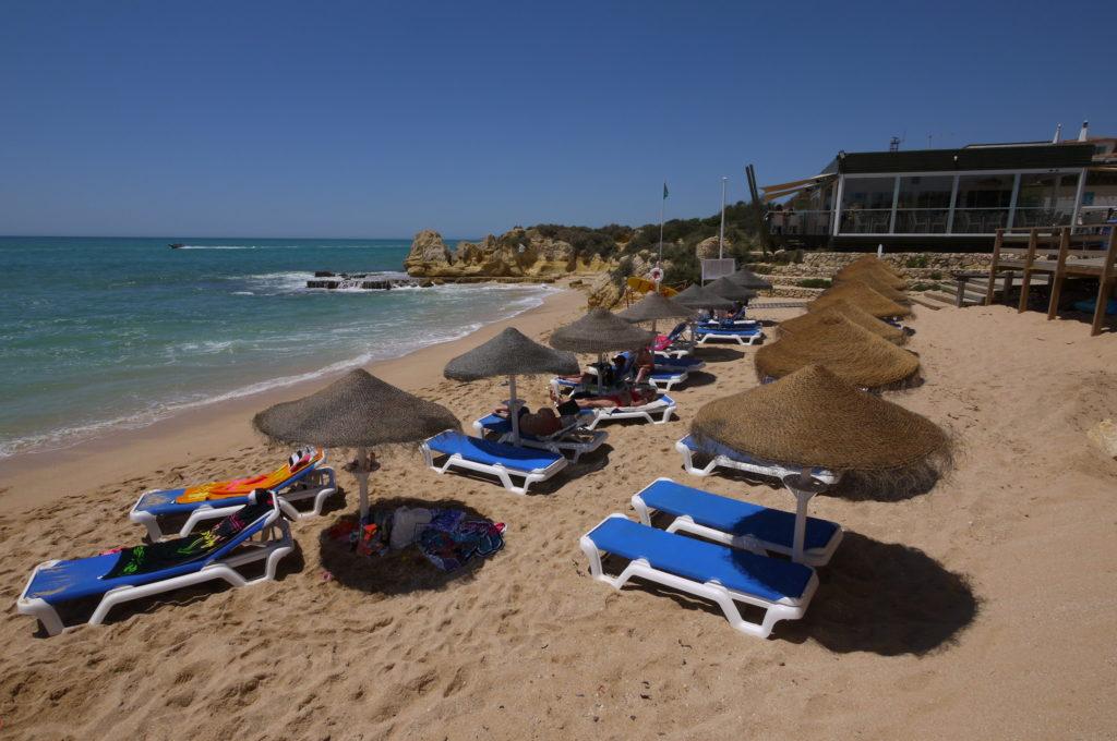 Gale. Manuel Lourenco. A 'Blue Flag Beach'.