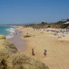 Praia da Gale 'Blue Flag Beach'.