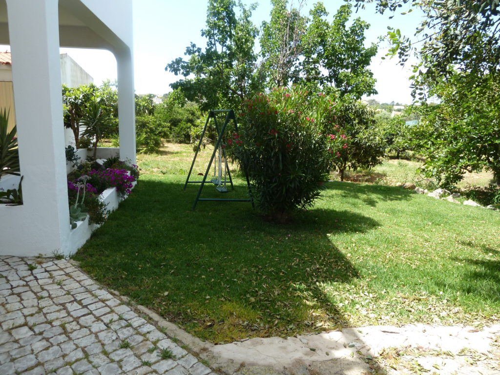 Villa Pateo. Enjoy the lovely orchard.