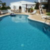Villa Pateo beautiful pool.