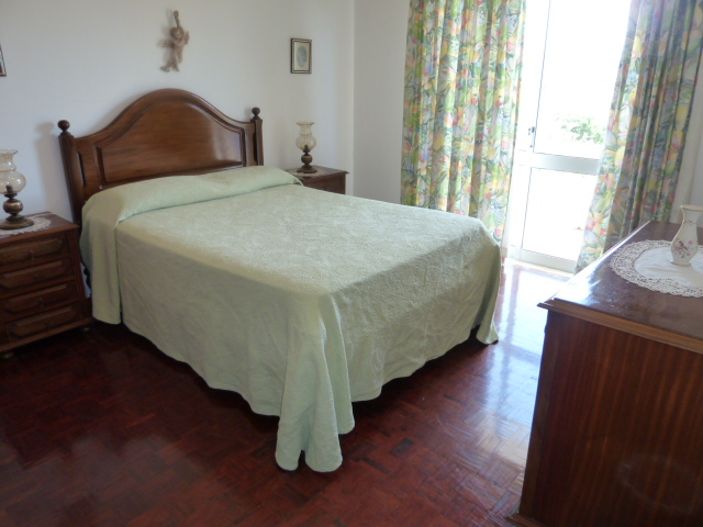 Double bedroom south facing with terrace overlooking pool.