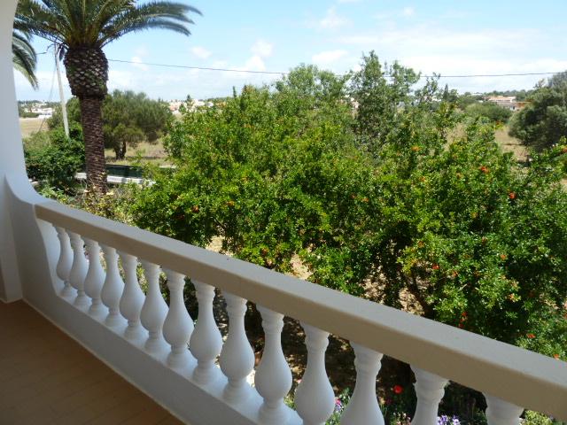Villa Pateo. East facing terrace also enjoys lovely views.