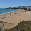 Albufeira's Lively Old Town Centre & Fisherman's beach.