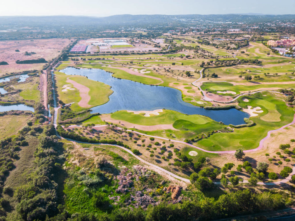 Vilamoura has more golf courses than any other resort.